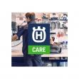 Pratęskite garantiją papildomiems trejiems metams su  Husqvarna Care™