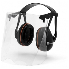 Apsauginės ausinės su skydeliu